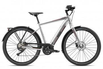 Breezer POWERWOLF EVO 2.1+ E-bike Chrome