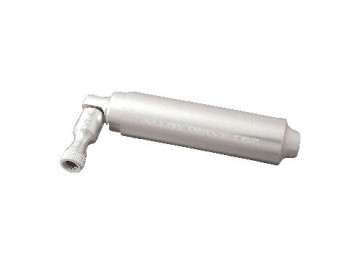 Lezyne Alloy Drive CO2 Kartusche Silber