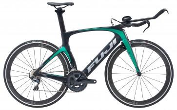 Fahrrad Fuji NORCOM STRAIGHT 2.1 49cm 2020 Graphite