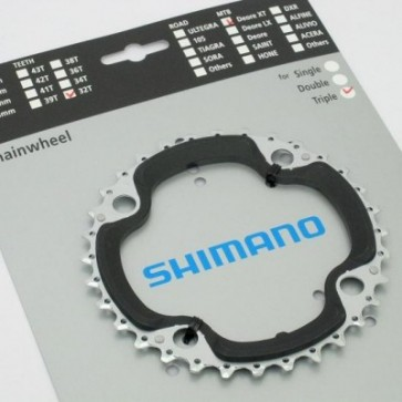 Shimano Kettenblatt Deore XT FC-M770 32 Z., 4-Arm, 9-fach, Lochkr. 104mm