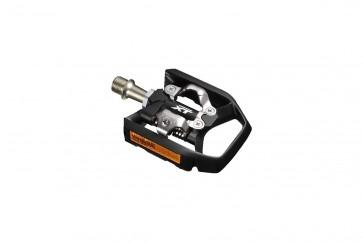 Shimano Pedale MTB PD-T8000 XT Trekking DUO Pedal CrMo-Achse einseitige SPD