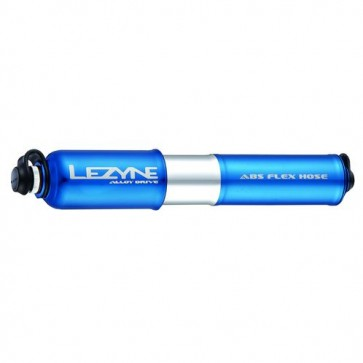 Lezyne Alloy Drive Pumpe Medium Blau