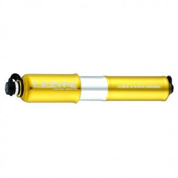 Lezyne Alloy Drive Pumpe Medium Gold