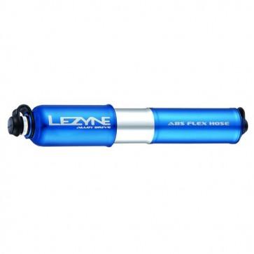 Lezyne Alloy Drive Pumpe Small Blau