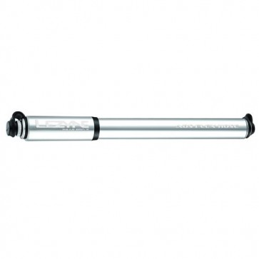 Lezyne Road Drive Pumpe Medium Silber