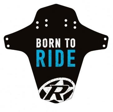 REVERSE Schutzblech Born to Ride Vorder- & Hinterradmontage Farbe: light-bl