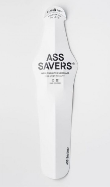 Ass Savers ASR-1 Regular Spritzschutz HR white