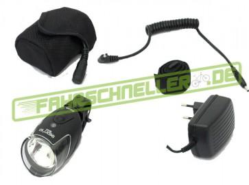 b&m Ixon IQ Speed Licht Set, komplett, Busch und Müller