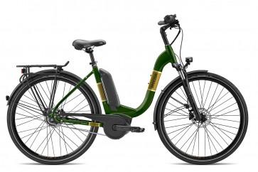 Breezer POWERTRIP IG 1.3+ LS E-bike Forest Grün