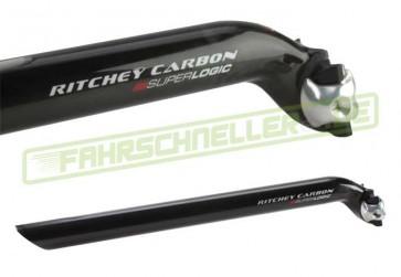 Ritchey Superlogic Carbon Single Bolt Sattelstütze 31,6