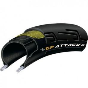 Continental Bereifung Grand Prix Attack II 22-622 (700x22C) Farbe: schwarz