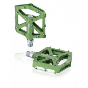 XLC MTB/Trekking Pedal PD-M12 Alu, limegreen