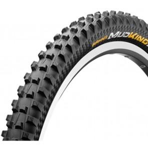 Continental Reifen Mud King 1.8 ProTection 26x1.8 (47-559) schwarz MTB Draht Farbe: schwarz