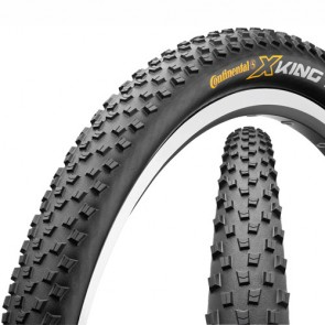 50-559 X-King 2.0 Sport Draht, schwarz-skin