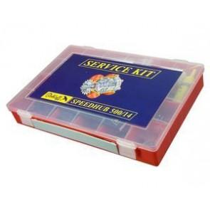ROHLOFF Speedhub-Service Kit: Ers.-Teile + Werkzeug in Sortierbox