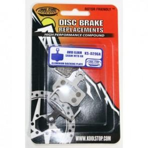 Kool Stop Bremsbelag DISC BRAKE AVID Elixir SRAM XX Aluminium