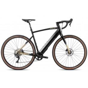 Fuji E-JARI Rennrad E-Bike Schwarz/ sand flop Lack