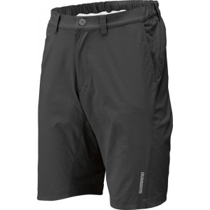 Shimano LOOSE FIT COMFORT SHORTS / BLACK XL SHORTS