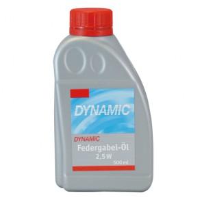Dynamic Federgabel-Öl Viskosität 25 W 500 ml
