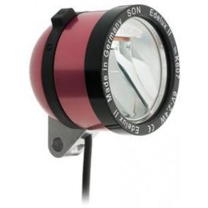 SCHMIDT 'Edelux II' Scheinwerfer PINK 90 Lux 140cm Koax-Kabel nicht konfekt
