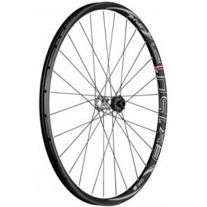 """V-Rad DT Swiss EX 1501 Spline1 27.5"""" Alu, schwarz, für IS Disc, 100/15mm TA"""