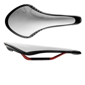 Fizik KURVE Snake Wing Flex  220 g Aluminium weiß