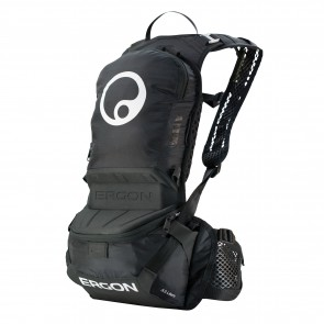 Ergon BE1-S Enduro Protect black  -  Features: Inklusive Rückenprotektor B