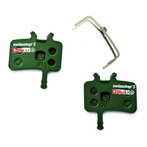 N) Swissstop Disk Brake Pads - gesintert für Avid Juicy 3/5/7/Ultimate BB7