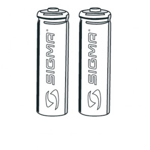 Sigma Batterie 2x TYP AAA