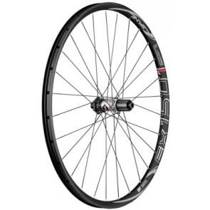 """H-Rad DT Swiss EX 1501 Spline1 27.5"""" Alu, schwarz, für IS Disc, 142/12mm TA"""