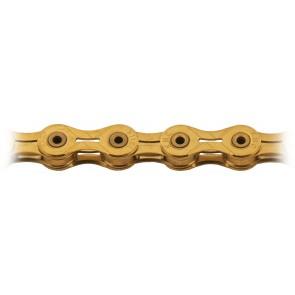 KMC, Kette, X-11 SL GOLD 118 Glieder, NewDouble X Durability, für 11-fach