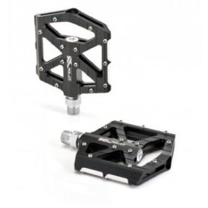 XLC MTB/Trekking Pedal PD-M12 Alu, schwarz/silber