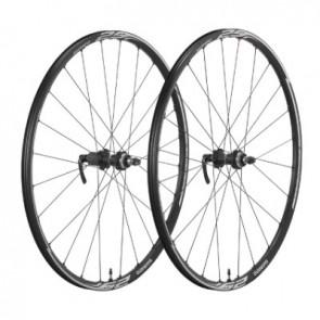 Shimano Laufräder MTB  WH-MT75 29er Satz F&R schwarz nur 1863g
