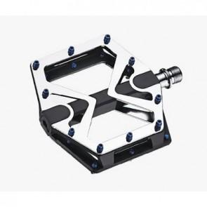 EXUSTAR, Pedale, MTB/BMX, E-PB535 HCP, schwarz, Plattformpedal, CNC Alu-Kä