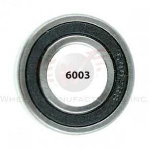 WHEELS Industriekugellager Typ 6003 2RS 17.0x35x10mm für r+m Fisher u.a (P