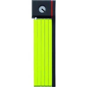 Abus Schlösser Faltschloss BORDO 5700/80 uGrip lime Security Level 7 5 mm