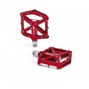 XLC MTB/Trekking Pedal PD-M12 Alu, rot