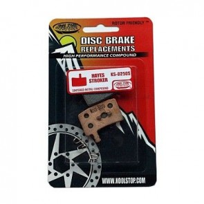 Kool Stop Bremsbelag DISC BRAKE Hayes Stroker Trail gesinterter Compound