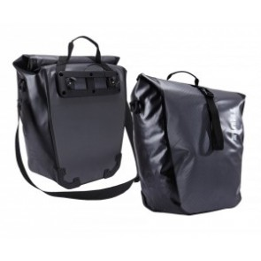 Fahrradtasche Thule Shield Pannier (Paar dark shadow, Large 33,02x15,24x43,18cm