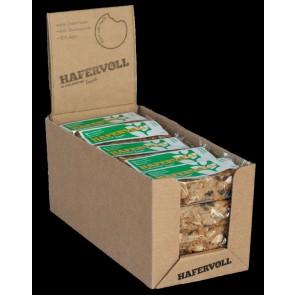 Hafervoll Müsliriegel Flapjacks Mandel-Rosine 20-stück im Karton je Riege