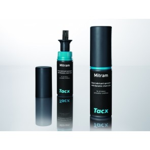 N) Tacx MITRAM Kettenschmierstoff-Dispenser mit Dynamic Kettenschmierstoff