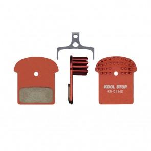 Kool Stop Bremsbelag DISC BRAKE AERO-KOOL Shimano XTR/XT 2011  BR-M985/785