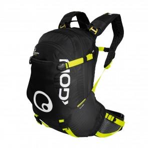 Ergon BA3 Evo Enduro Large black/laser lemon  -