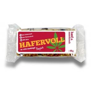 Hafervoll Müsliriegel Flapjacks Hanf-Kirsche  20-stück im Karton je Riege