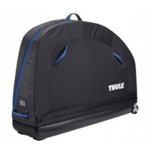 Fahrrtransporttasche Thule Round TripPro schwarz mit integrierten Montageständer