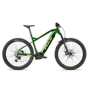 Fuji AMBIENT EVO 27,5+ 1.3 E-Bike Hardtail Opal Grün