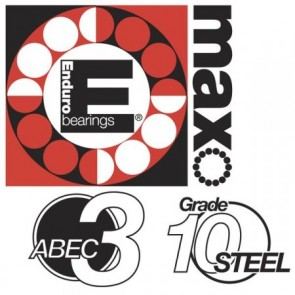 Enduro Bearings 7901 2RS ABEC 3 MAX Schrägkugellager 12 x 24 x 6 79012RSMA