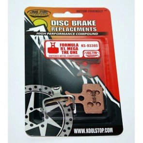Kool Stop Bremsbelag DISC BRAKE Formula Mega The One R1 RX RO