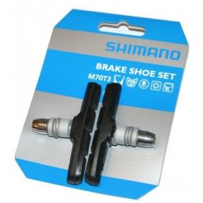 Shimano Bremsbelag V-Brake DEORE / LX (M70T3) für M-System BR-M530 M570/33
