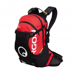 Ergon BA3 Evo Enduro Small red  -